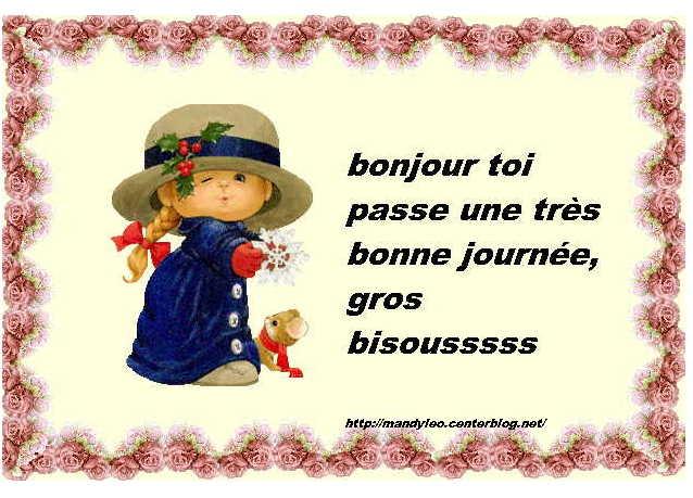 Super Bonjour bonsoir bonne journee bonne soiree bonne nuit bon week end  PZ57